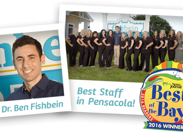 Fishbein Orthodontics Voted 2016 Best of the Bay!