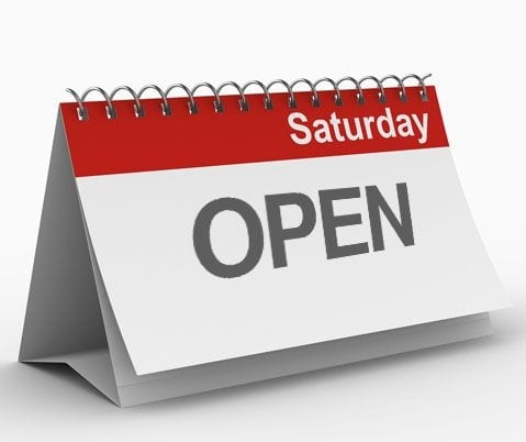 Fishbein Orthodontics Now Open Saturdays!